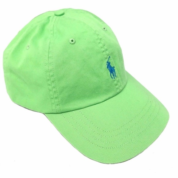 69685e355e1 Polo Ralph Lauren Men s Pony Logo Hat Cap